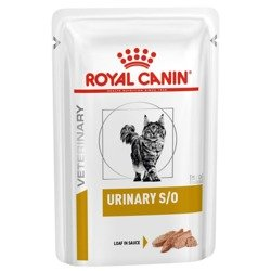 Royal Canin Veterinary Diet Cat Urinary S/O Kurczak pasztet 100g