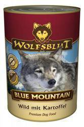Wolfsblut Dog Blue Mountain puszka 395g