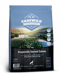 Caniwild Puppy Large Gentle Salmon 2kg