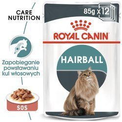 Saszetka Royal Canin Hairball Care w sosie 85g