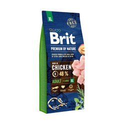 Brit Premium By Nature Adult Extra Large XL 15kg