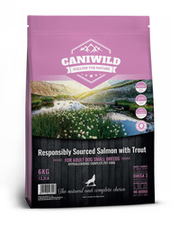 Caniwild Adult Small Gentle Trout with Salmon