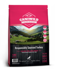 Caniwild Adult Large Free run Turkey