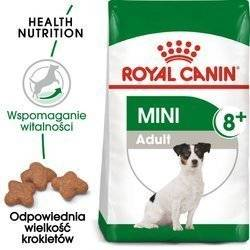 Royal Canin Mini Adult +8 8kg