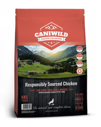 Caniwild Adult Small Free run Chicken próbka 100g