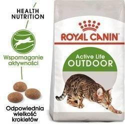 Royal Canin Active Life Outdoor 2kg