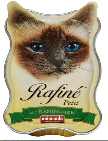Animonda Rafine Petit  Adult Cat tacka 85g