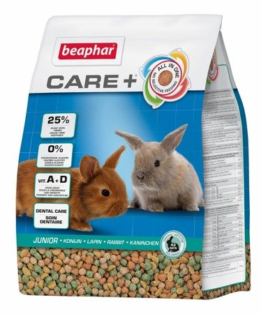 Beaphar Care+ Rabbit Junior 1,5kg