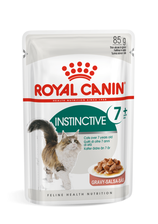 Royal Canin Instinctive +7 saszetka 85g